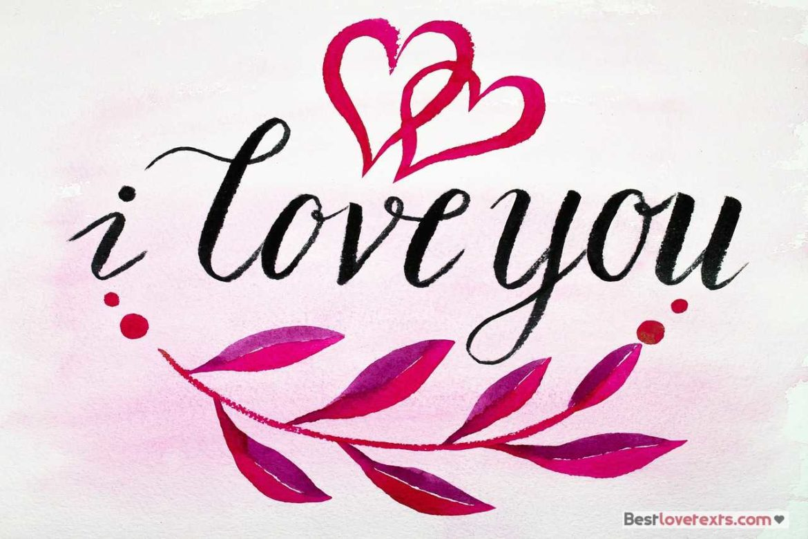 Sweetest, I Love You Messages for Your Girlfriend
