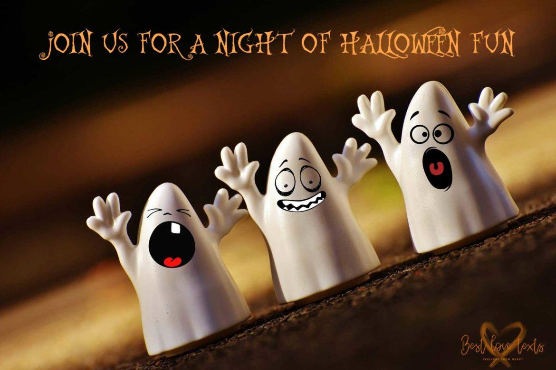 Best Halloween invitation wording ideas