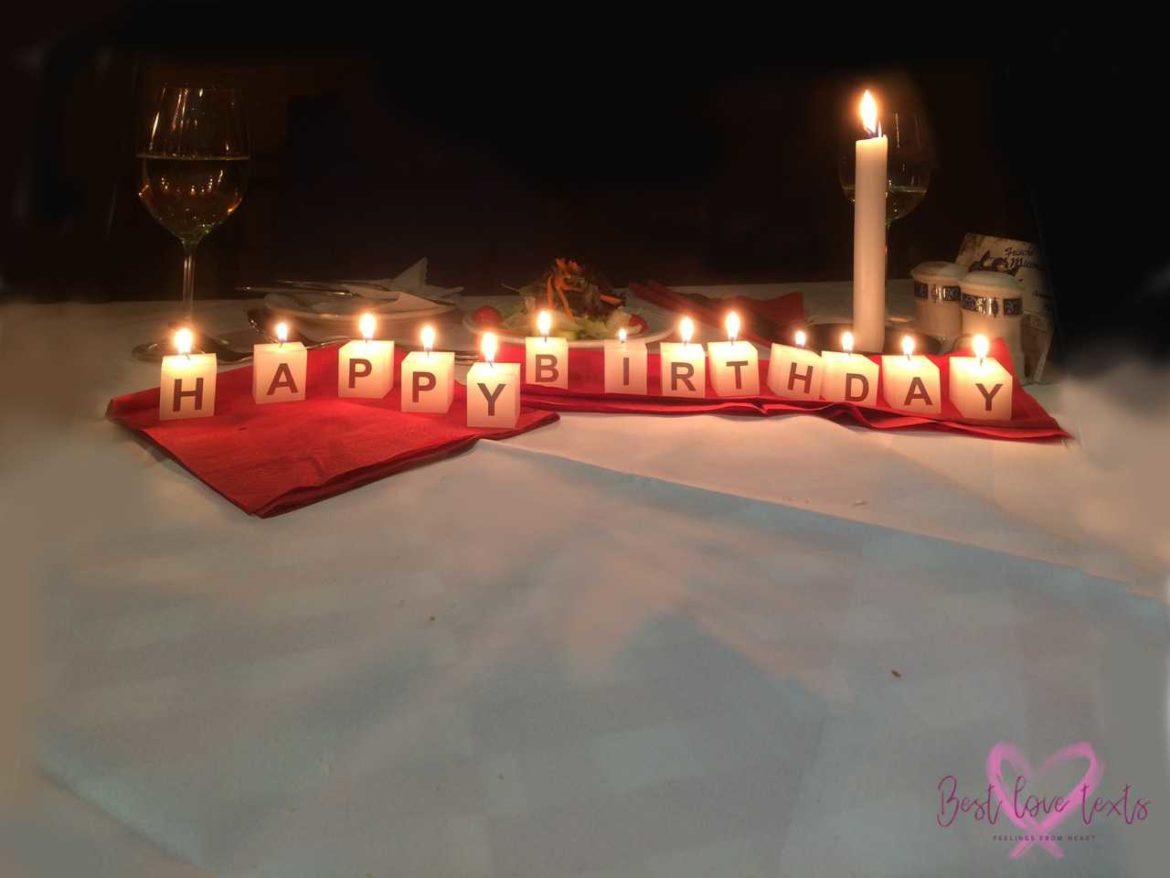 Birthday Wishes for Your Girlfriend
