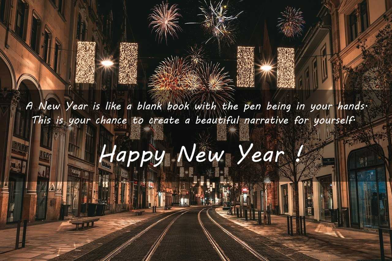 Happy New Year 2021 : Wishes, Messages & Quotes - Best Love Texts