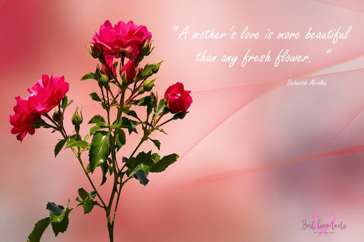 flowers-mothers day quotes