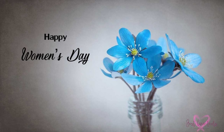 Happy women's day card