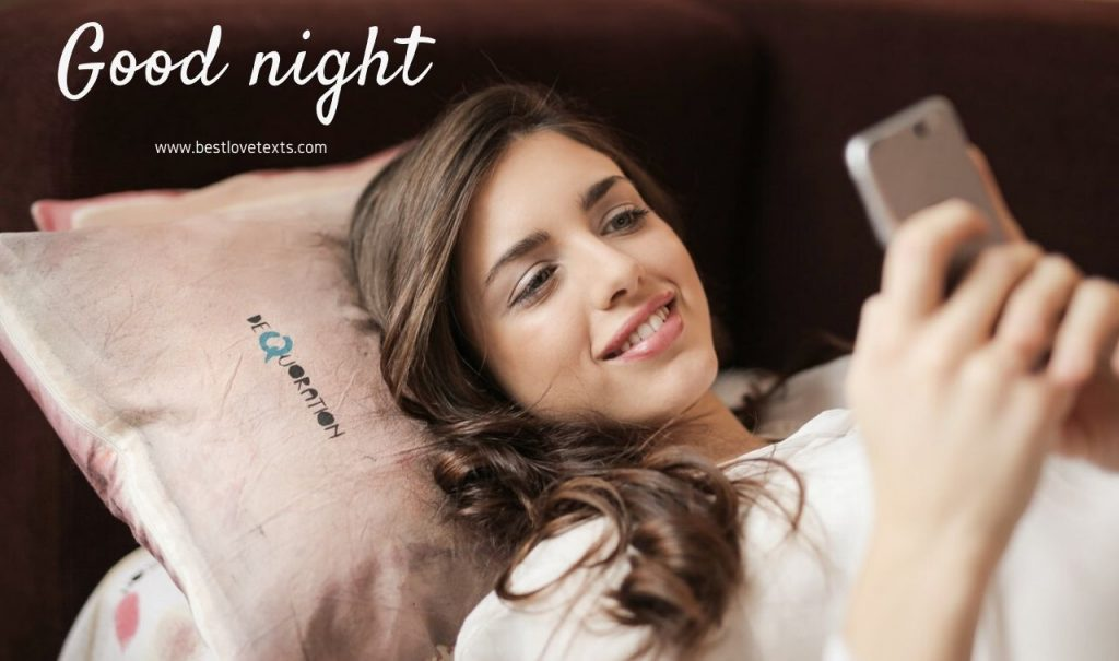 Good Night SMS To Her
