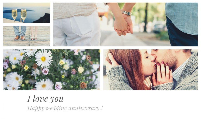 Happy Wedding Anniversary SMS to my love
